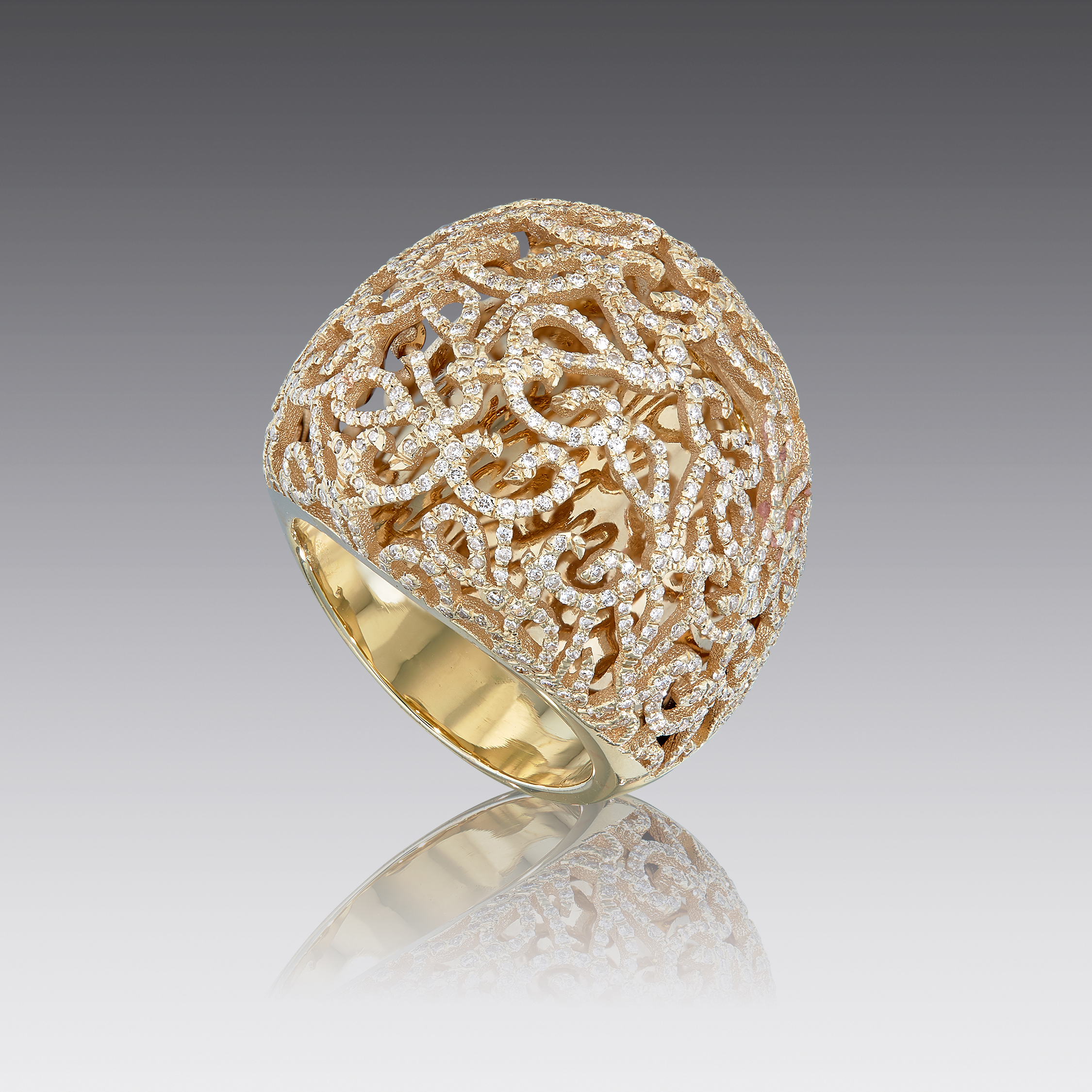 Lina Signature Ring