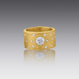 Sol Diamond Ring