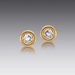 Owlet Diamond Studs