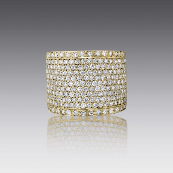 Lydia Diamond Ring