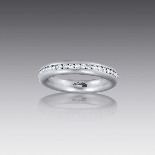 Embrace Diamond Stack Ring