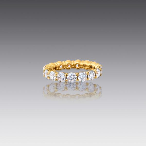 Belle Diamond Stack Ring