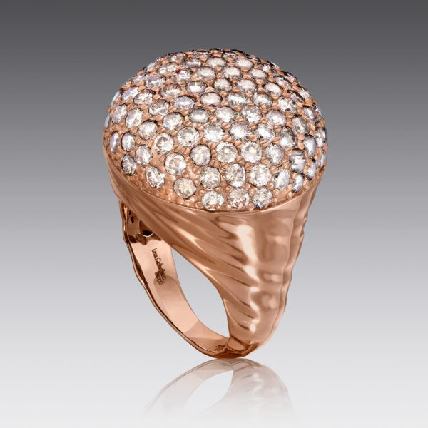 Sparkler Diamond Ring