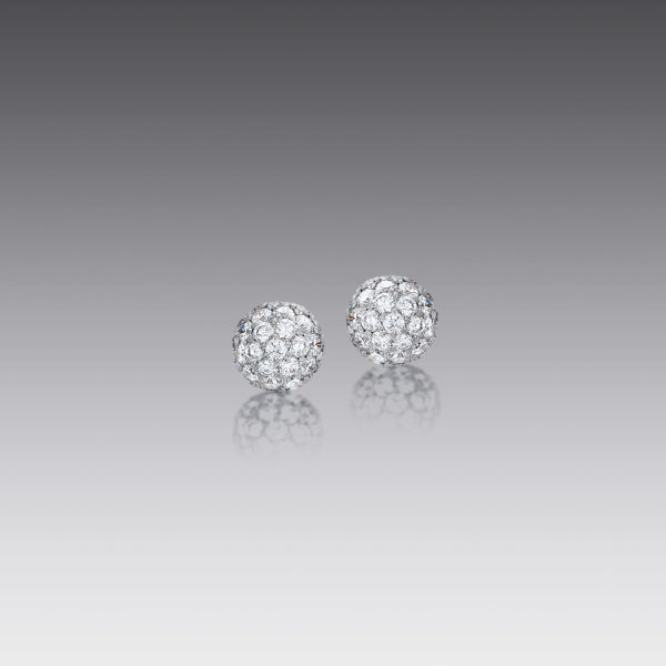 Bloom Diamond Studs