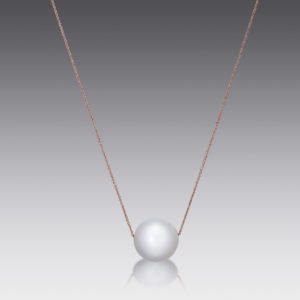 Orb Pearl Necklace
