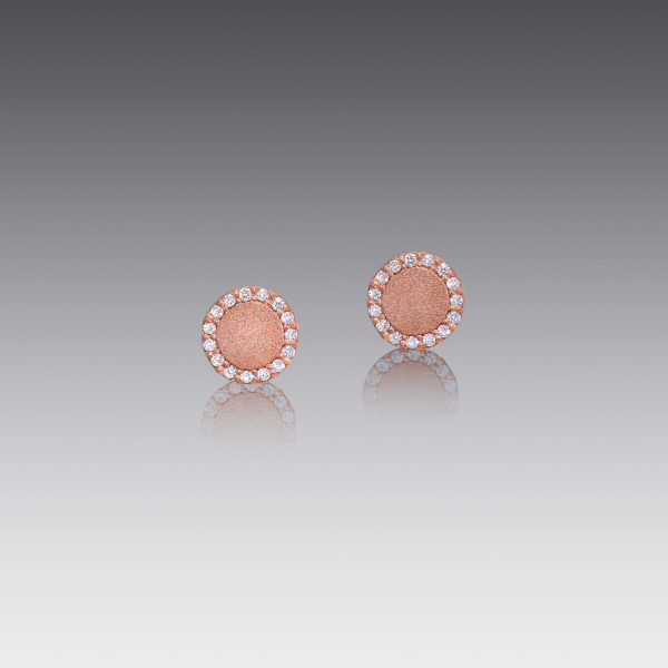 Rosie Diamond Studs