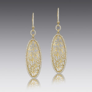Lina Signature Earrings