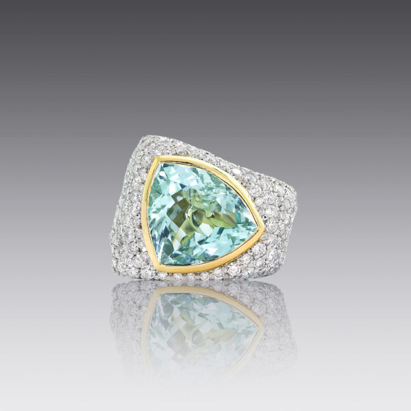 Diamond Dazzle  Ring